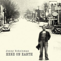 Album Here on Earth by Jenny Scheinman