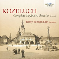 "Read ""Kozeluch Complete Keyboard Sonatas, Volume 1"" reviewed by C. Michael Bailey"
