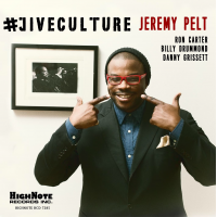 Album Jive Culture by Jeremy Pelt
