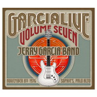 Album Garcia Live Volume Seven: Sophie's, Palo Alto, November 8, 1976 by Jerry Garcia