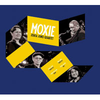 "Jessica Jones Quartet New CD ""Moxie"" Release Performance December 21 At ShapeShifter Lab"