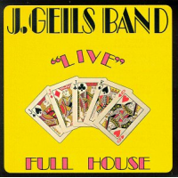 "Read ""J. Geils Band: Full House"" reviewed by C. Michael Bailey"