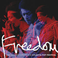 Album Jimi Hendrix: Freedom-Atlanta Pop Festival by Jimi Hendrix