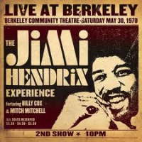 "Read ""Jimi Hendrix Experience: Live at Berkeley"" reviewed by Doug Collette"