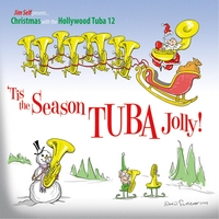 "Read ""'Tis the Season TUBA Jolly!"" reviewed by Jack Bowers"