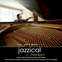 Album Jazzical Menken by Joel A. Martin