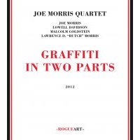 "Read ""Graffiti In Two Parts"" reviewed by John Sharpe"