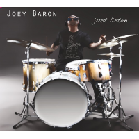 Album Just Listen by Joey Baron