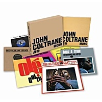 "Read ""John Coltrane: The Atlantic Years in Mono"" reviewed by C. Andrew Hovan"