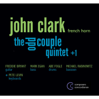 The Odd Couple Quintet +1 by John Clark