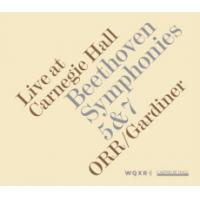 Orchestre Revolutionnaire et Romantique: Orchestre Revolutionnaire et Romantique: Live at Carnegie Hall--Beethoven Symphonies 7 & 5