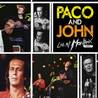 Album Paco and John - Live at Montreux 1987 by John McLaughlin