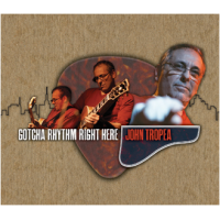 "Read ""Gotcha Rhythm Right Here"" reviewed by Jack Bowers"