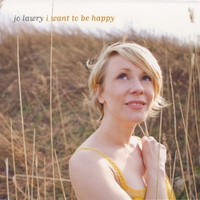 Album I Want to Be Happy by Jo Lawry