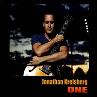 Album ONE by Jonathan Kreisberg
