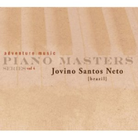 Piano Masters Series, Volume 4 by Jovino Santos Neto