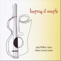 Judy Philbin: Keeping It Simple