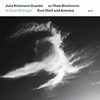 "Read ""Julia Hülsmann Quartet w/ Theo Bleckmann: A Clear Midnight - Weill and America"" reviewed by John Kelman"