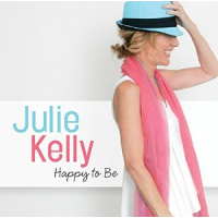 Album Happy To Be by Julie Kelly
