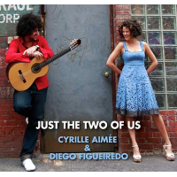 Just the Two of Us  by Cyrille Aimee