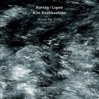 "Read ""Kurtag/Ligeti: Music for Viola"" reviewed by Hrayr Attarian"