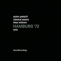 Album Hamburg '72 by Keith Jarrett