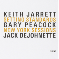 Album Setting Standards - New York Sessions by Keith Jarrett