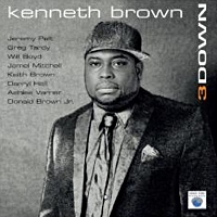 "Drummer Kenneth Brown Set To Release Debut CD ""3 Down"""