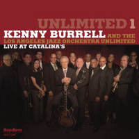 Album Unlimited 1, Live at Catalina's by Kenny Burrell