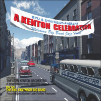 "Read ""A Kenton Celebration"" reviewed by Jack Bowers"