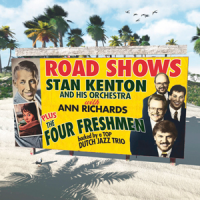 "Read ""Stan Kenton: Road Shows"" reviewed by Jack Bowers"