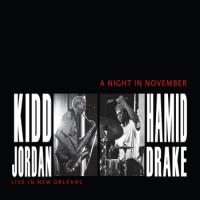 Album A Night In November - Live in New Orleans by Kidd Jordan