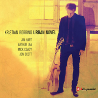 Album Urban Novel by Kristian Borring
