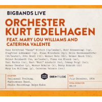 "Read ""Orchester Kurt Edelhagen: Big Bands Live"" reviewed by"