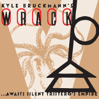 Album ...Awaits Silent Tristero's Empire by Kyle Bruckmann