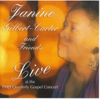 Album JGC Live at the FMJS Gospel Quarterly Concert by Janine Gilbert-Carter