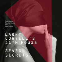 Album Seven Secrets by Larry Coryell