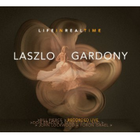 Album Life In Real Time by Laszlo Gardony