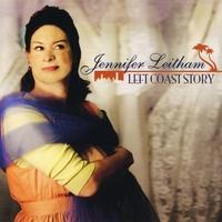 Album Left Coast Story by Jennifer Leitham