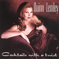 Album Cocktails With A Twist by Quinn Lemley