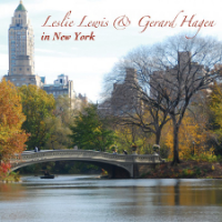 "Read ""Leslie Lewis & Gerard Hagen in New York"" reviewed by C. Michael Bailey"