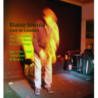 Live In London by Blaise Siwula
