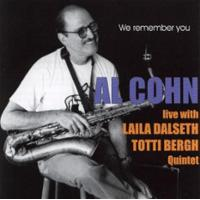 Album We Remember You by Al Cohn