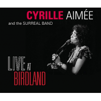 Album Live at Birdland by Cyrille Aimee