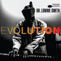 Album Evolution by Dr. Lonnie Smith