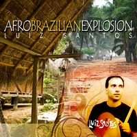 Album Afro Brazilian Explosion by Luiz Santos
