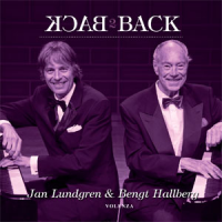 Album Back 2 Back by Jan Lundgren