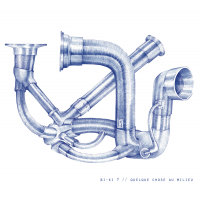 "French Saxophone Duet Group Bi-Ki ? Release ""Quelque chose au milieu"" on Circum-Disc"
