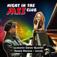 Album Night in the Jazz Club by Vesela Morova