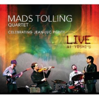 Album Celebrating Jean-Luc Ponty by Mads Tolling
